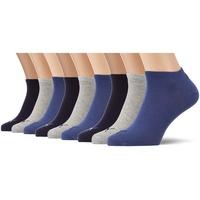 Puma Sneakersocken (Navy/Grey/Nightshadow Blue), 43-46
