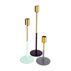 Gallazzo Kerzenhalter 3er Set handgemacht