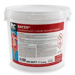1 x 5 kg BAYZID® Chlorgranulat für Pools(5 kg)