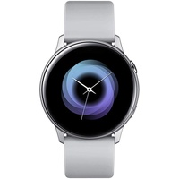 Samsung Galaxy Watch Active silber