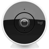 Logitech IP-Tag/Nacht-Kamera Circle 2 HD WLAN (961-000419)