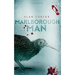 Marlborough Man. Alan Carter  - Buch