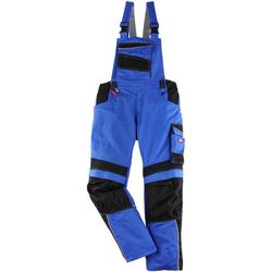 BULLSTAR Latzhose EVO blau 50