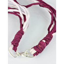 Adelia´s Kette ohne Anhänger Rosenquarz Halskette
