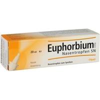 Heel Euphorbium comp. Nasentropfen SN