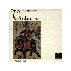 VARIOUS - Music Of Vietnam Vol.1.1 (CD)