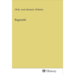 Ragnarök als Buch von