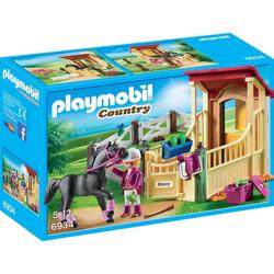 Playmobil® Konstruktions-Spielset Pferdebox Araber (6934), Country, Made in Germany