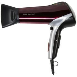 Braun Satin Hair 7 Colour HD770 Haartrockner rot (Haartrockner)
