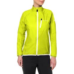 VAUDE Fahrradjacke grün Damen Jacken Mäntel