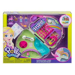Mattel GAMES™ Polly Pocket Überraschungs-Set