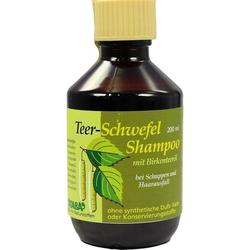 ATABA Teer Schwefel Shampoo