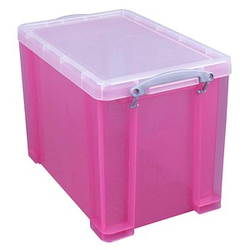 Really Useful Box Aufbewahrungsbox 19,0 l pink 39,5 x 25,5 x 29,0 cm