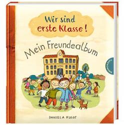 Esslinger Wir sind erste Klasse! – Mein Freundealbum