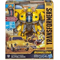 Hasbro Transformers Movie 6 Power Charge Feature Hero Bumblebee