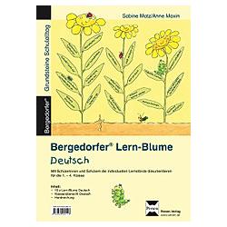 Bergedorfer Lern-Blume Deutsch. Anne Maxin  Sabine Matz  - Buch