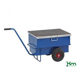 Kongamek Werkzeugwagen 940 x 620 x 610 mm Blau Unplattbare Räder KM9202PF
