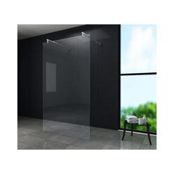 Freistehende Duschwand AQUOS-DUBLO 120 x 200 cm