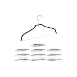 relaxdays Kleiderbügel Rutschfeste Kleiderbügel 100er Set