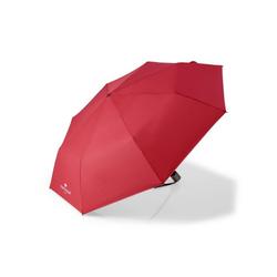 TOM TAILOR Taschenregenschirm Regenschirm rosa