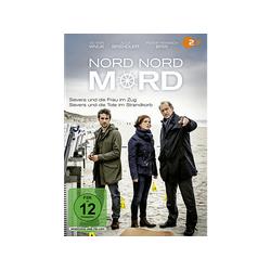 Nord Mord - Sievers und die Frau im Zug / Tote Strandkorb DVD
