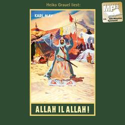 Allah il Allah! als Hörbuch CD von Karl May
