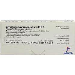 BRYOPHYLLUM ARG CUL RH D 2