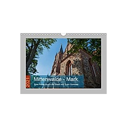 Mittenwalde - Mark (Wandkalender 2021 DIN A4 quer) - Kalender