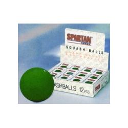 blauer Punkt - Squashball Spartan