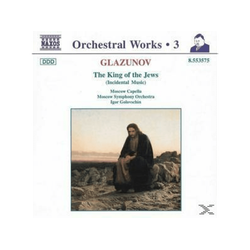 Moscow Symph.Orch., Capella, Igor Golovschin, Golovschin/Capella Moskau/+ - Der König Juden (CD)