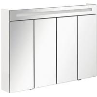 110 cm weiß Glanz