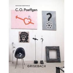 C. O. Paeffgen als Buch von Bazon Brock