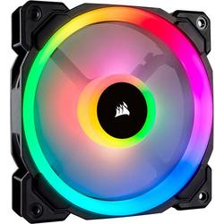 Corsair Gehäuselüfter Corsair LL120 RGB LED PWM PC-Gehäuselüfter