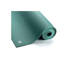 yogabox Yogamatte Naturkautschukmatte KURMA GECO 6 mm grün 66 cm x 185 cm x 0.6 cm