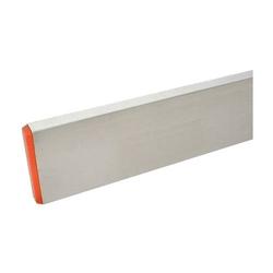 Setz- / Richtlatte 600 cm, Aluprofil 100 x 18 mm