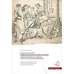 Frauenlob in der Kunst. Anton Neugebauer  - Buch