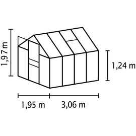 Vitavia Calypso 5800 Alu HKP 4 mm 5,8 m²