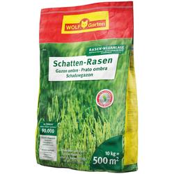 WOLF-Garten Rasensamen SCR 500 Schattenrasen, 10 kg