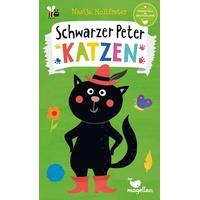 Magellan Schwarzer Peter Katzen