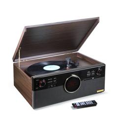 DAB Musikcenter mit Radio ,CD, Bluetooth, Plattenspieler und Digitalisierer