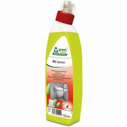TANA green care WC lemon WC-Reiniger, Zitronensäurebasierter WC-Reiniger für eine einfache Anwendung, 750 ml - Flasche