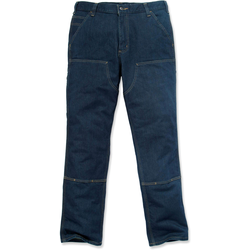 Carhartt Double Front, Jeans - Blau - W42/L32