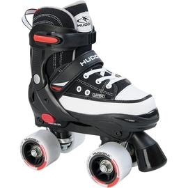 Hudora Roller Skate schwarz, 32-35