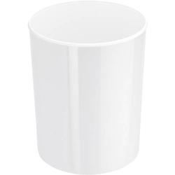 HAN i-Line 18130-12 Papierkorb 13l (Ø x H) 240mm x 300mm Styrol-Methyl-Methacrylat (SMMA) Weiß 1St