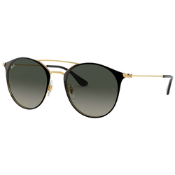 Ray Ban   RB 3546 187/71 49/20 Gold Top Black