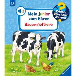 WWW junior zum Hören1: Bauernhoftiere