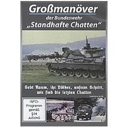"""Großmanöver der Bundeswehr """"Standhafte Chatten"""""""", 1 DVD"""""""