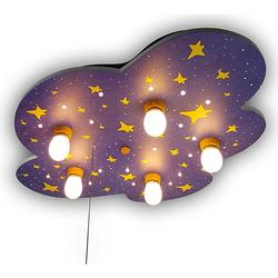 Deckenleuchte Nachthimmel Deckenleuchten mehrfarbig