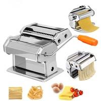 DEUBA Monzana Nudelmaschine für diverse Nudelsorten aus Edelstahl