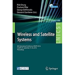 Wireless and Satellite Systems - Buch